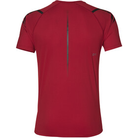 asics Icon SS Top Mugen Pack Men, classic red